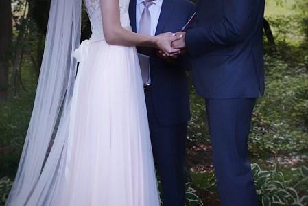 perfect wedding script