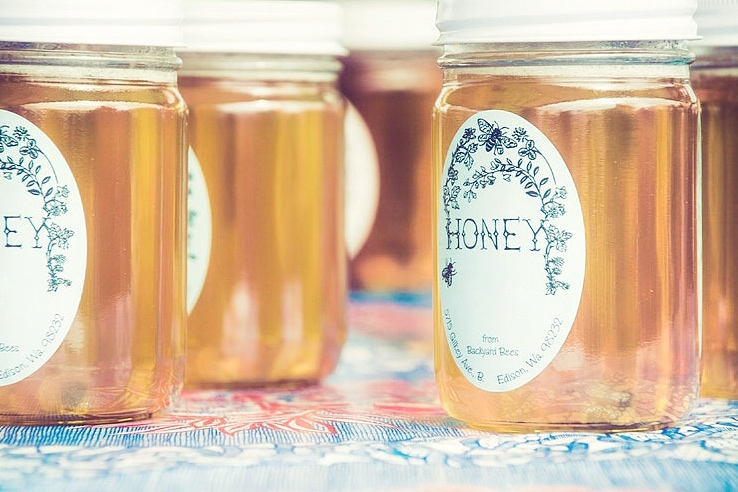 how to eat raw honey for allergies