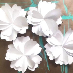 How To Create Small Paper Flowers