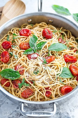 Quick, Easy meal ideas. Pasta