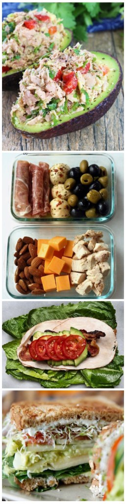 Lunch Alternatives