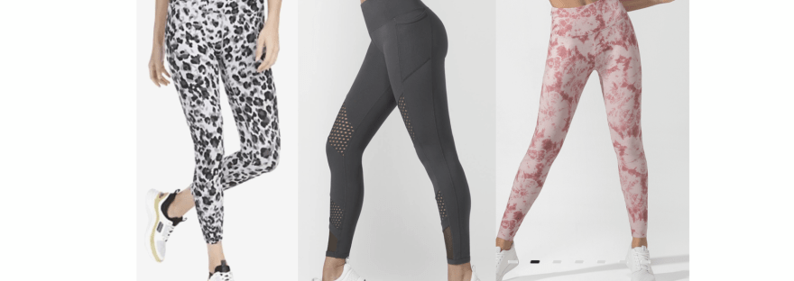 Workout Leggings Header