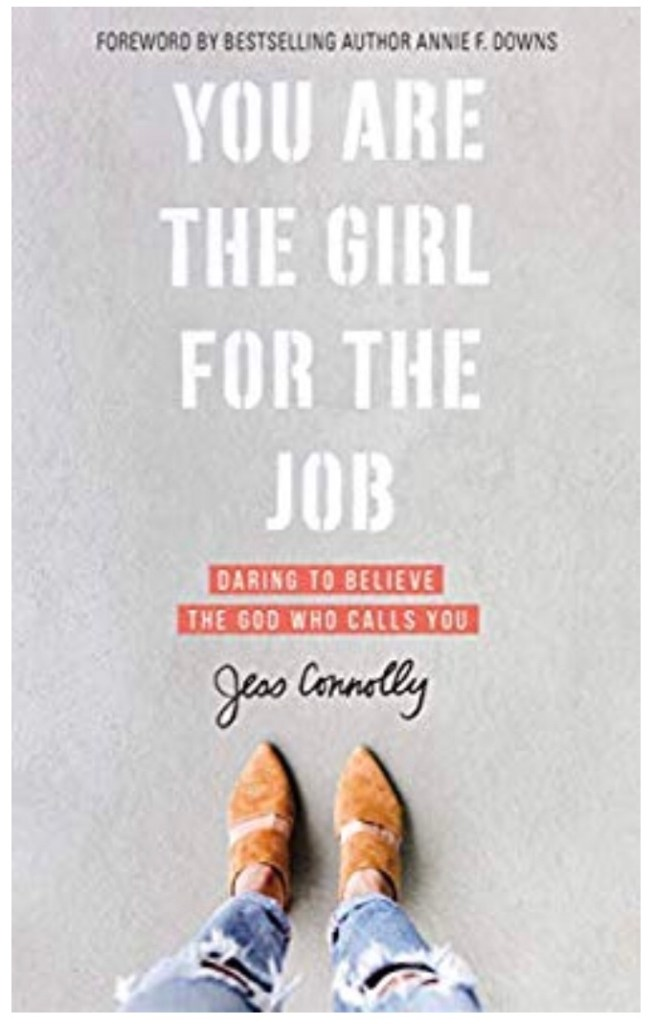 Book Club: You are the Girl for the Job