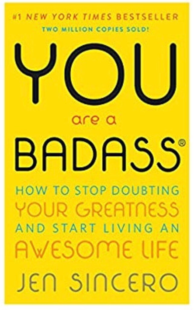 Book Club: You are a Badass