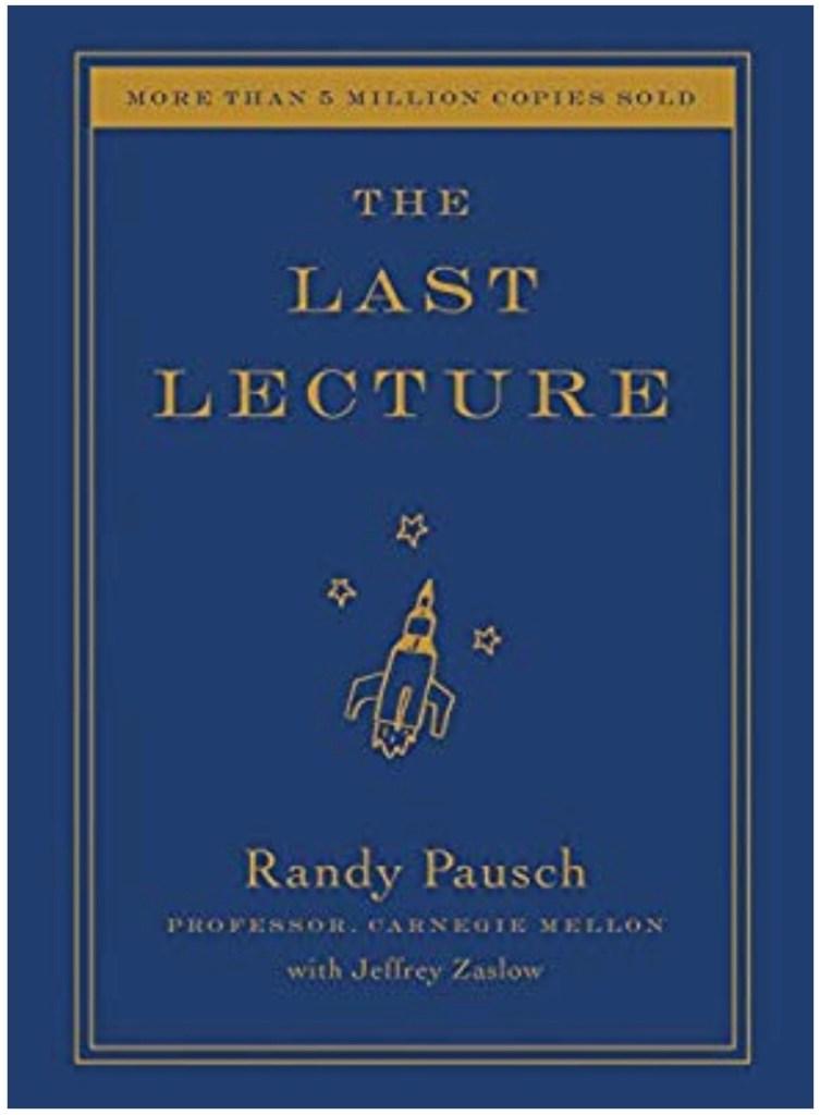 Book Club: The Last Lecture