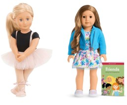 4 gift rule: Dolls