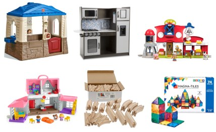 4 Gift Rule Ideas : Play Sets