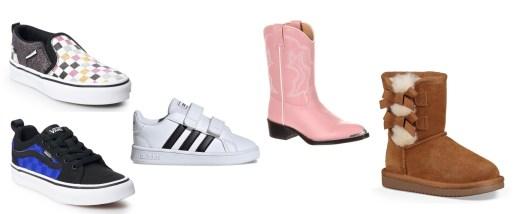 4 Gift Rule Gift Ideas: Footwear