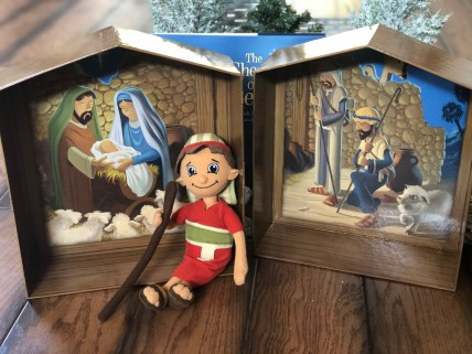 The Shepard on the Search: Alternative to the Elf on the Shelf