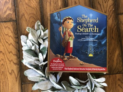 Shepard on the Search:  Alternative to the Elf on the Shelf