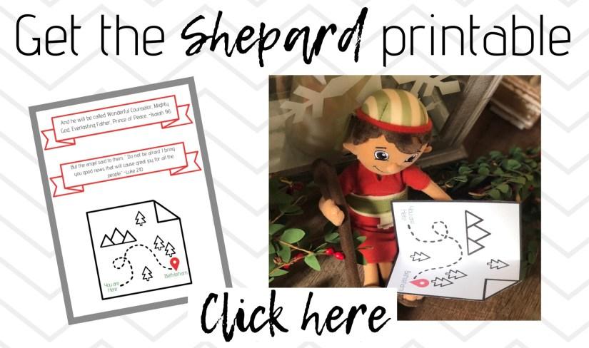 Get the Shepard Printable HERE