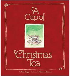 Christmas Books: A Cup of Christmas Tea