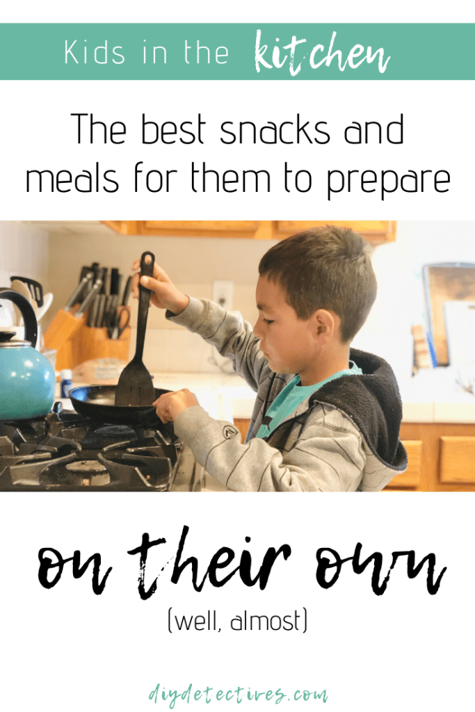 Best Foods for Kids to Prepare on Their Own (Well, Almost)