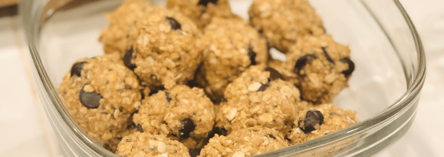 Basic Recipe for Energy Balls