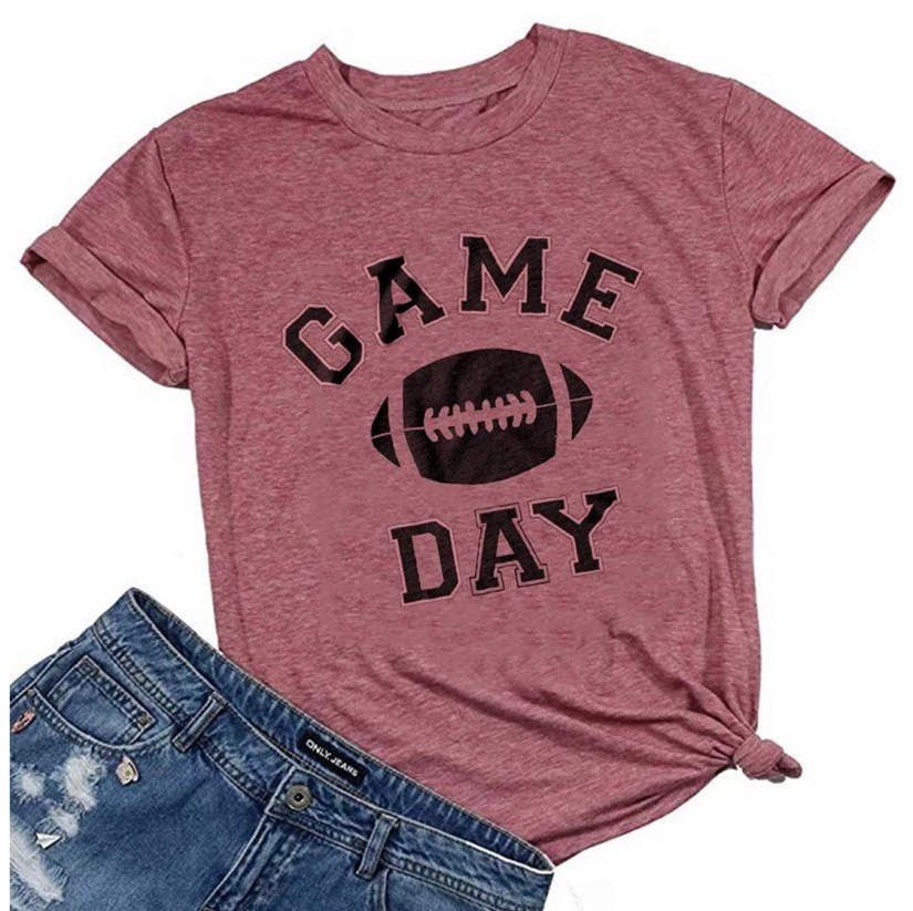 Super Bowl Party: Game Day Tee