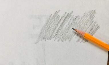 Pencil Stencil