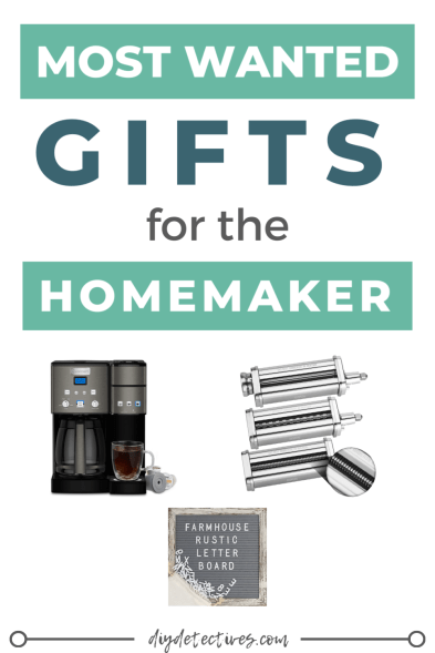 Great Gifts for the Homemaker