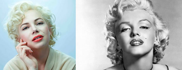 Made up like Marilyn (1/4)