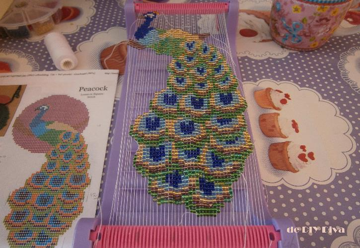 pauw bead weaving loom diydiva