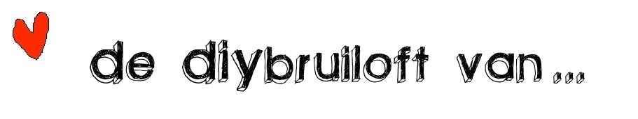 logo de diybruiloft van diydiva