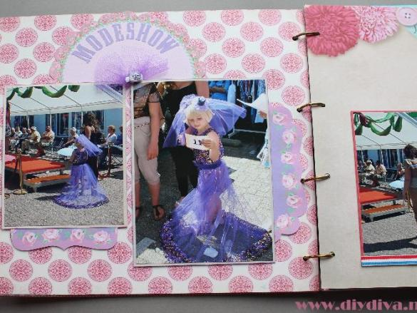Mijn mode scrapbook