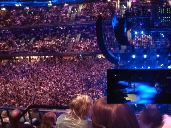 Paul McCartney & concert armbandjes van lint