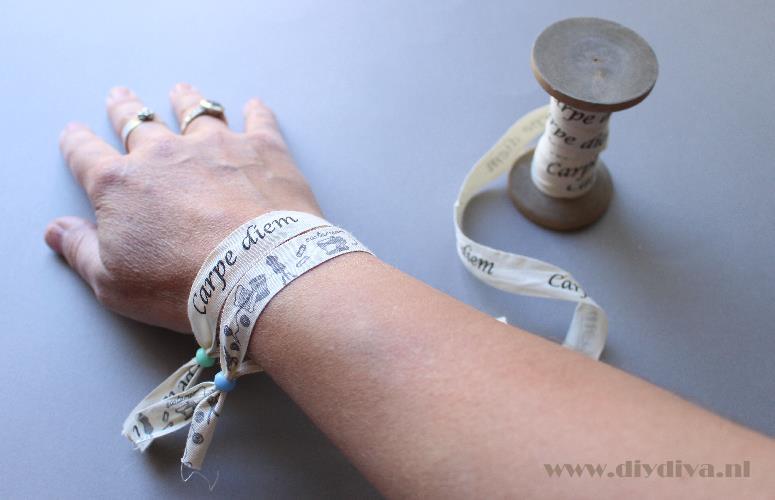 trendy armband maken