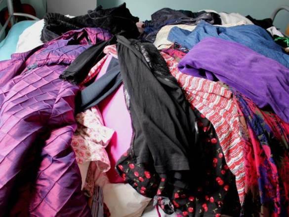 Hoeveel kledingstukken heb je echt nodig?