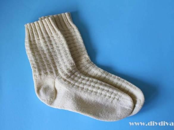 My bucketlist: sokken leren breien