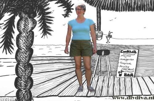 kaki short KnipMode juli 2015 diydiva