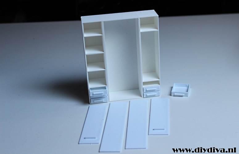poppenhuis kast pax 3d printer