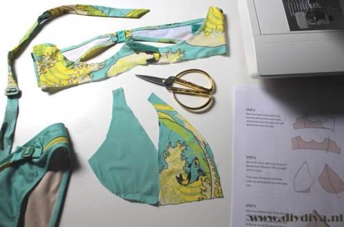 Marlies Dekkers bikini Ojiya diydiva Far East