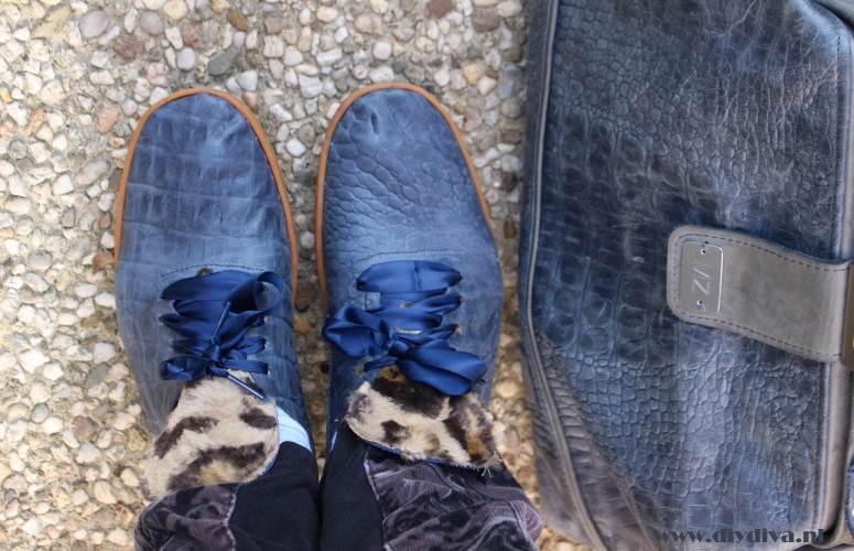 zelf schoenen maken diydiva