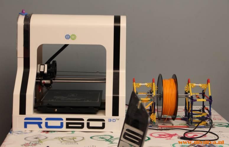 Robo3dprinter R1 dediydiva