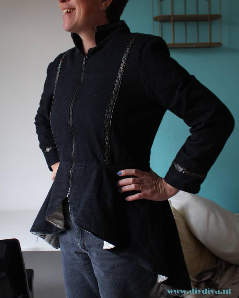Annicke jasje zelf gemaakt diydiva
