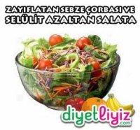 selülit salata