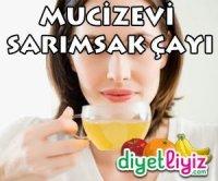 sarımsak çayı tarifi