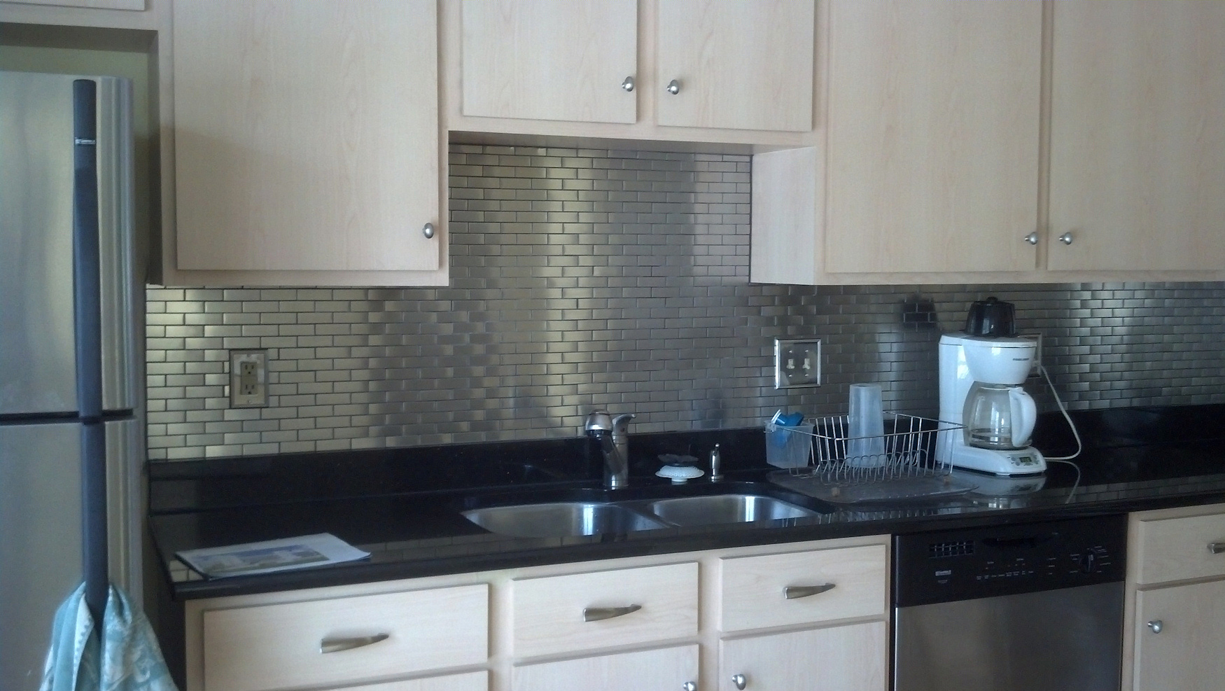 5 DIY Stainless Steel Kitchen Makeovers On The Cheap