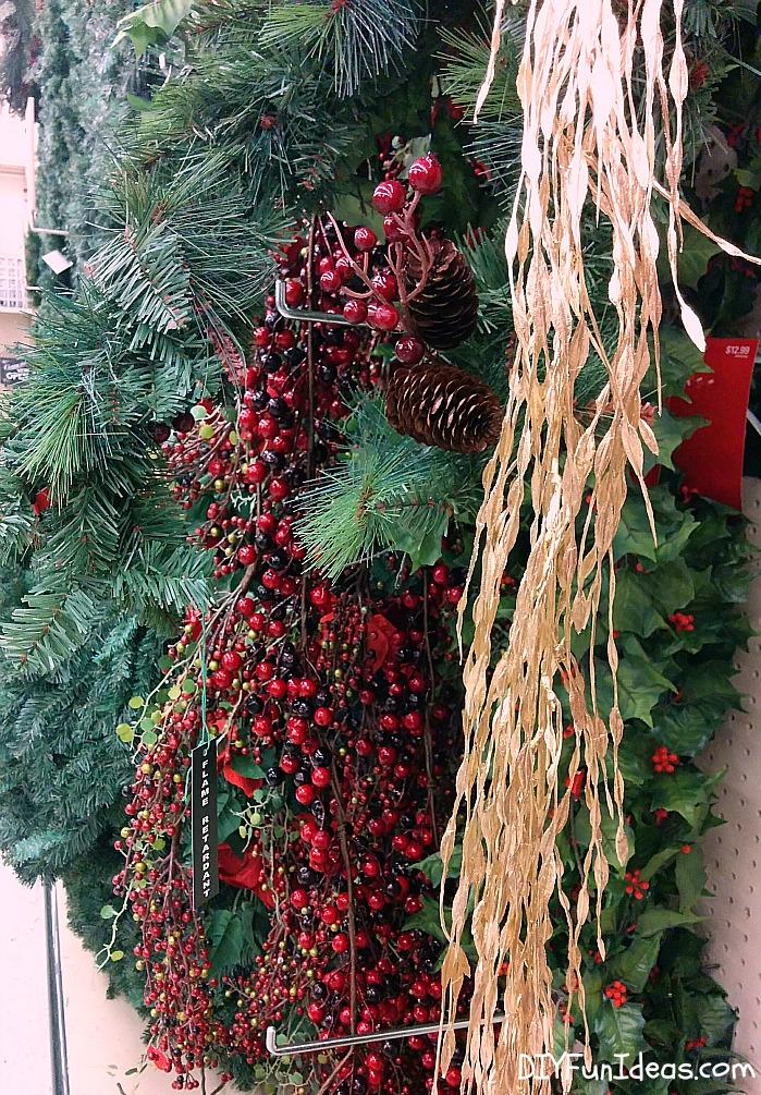 christmas decor ideas inspirations from hobby lobby do it - Hobby Lobby Christmas Garland
