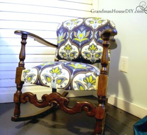 Old to Bold Rocking Chair