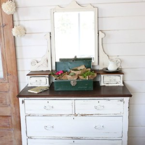Shabby and Chic Dresser