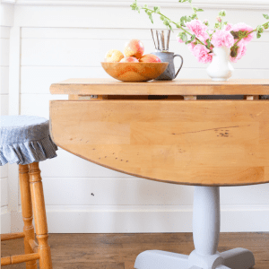 Rustic Refinished Table