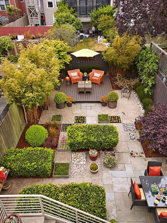 Small Garden Ideas to Transform Your Garden into a ... on Garden Design Ideas On A Budget  id=97916