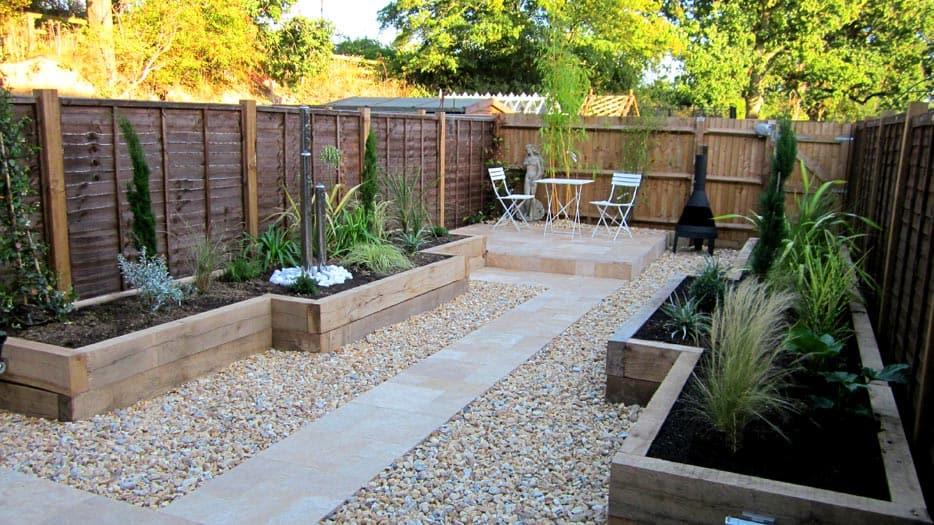 5 Garden Design Ideas To Match Your Lifestyle & Personality on Low Maintenance:cyizg0Gje0G= Backyard Design  id=61115