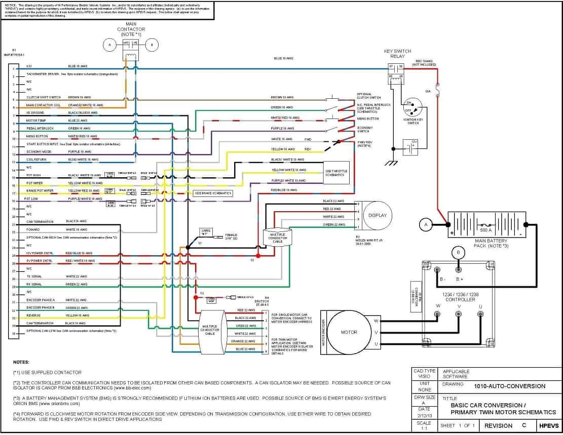 Ev-conversion-schematic-new-electric-vehicle-wiring