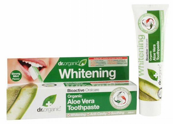 Dr Organic Aloe Vera Toothpaste
