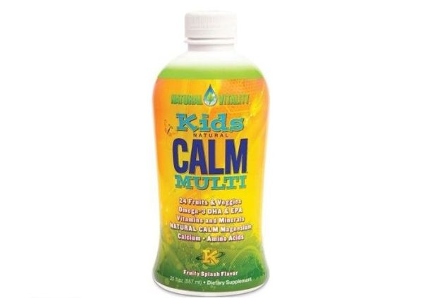 Kids Calm Liquid Multi Vitamin