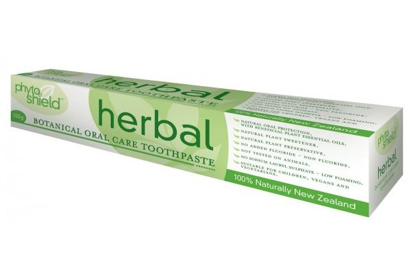Phytoshield Natural Herbal Toothpaste