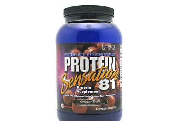 Protein Sensation, 81