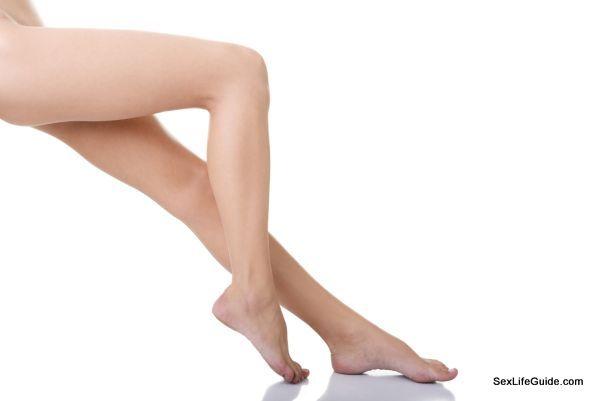 Beautifull female legs